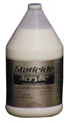 3425 ACL Staticide Acrylic Floor Cleaner - 3.8 Litres