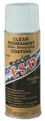 3474 ACL Staticide ESD Static Dissipative Clear Permanent Coating